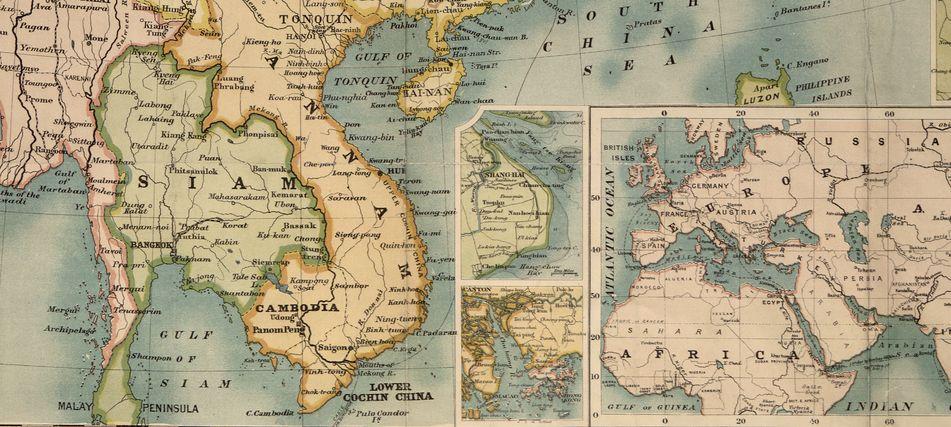 Term 2b – Map Skills